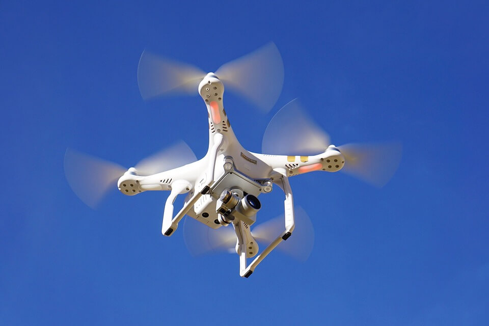 Business insurance 101: commercial drone insurance