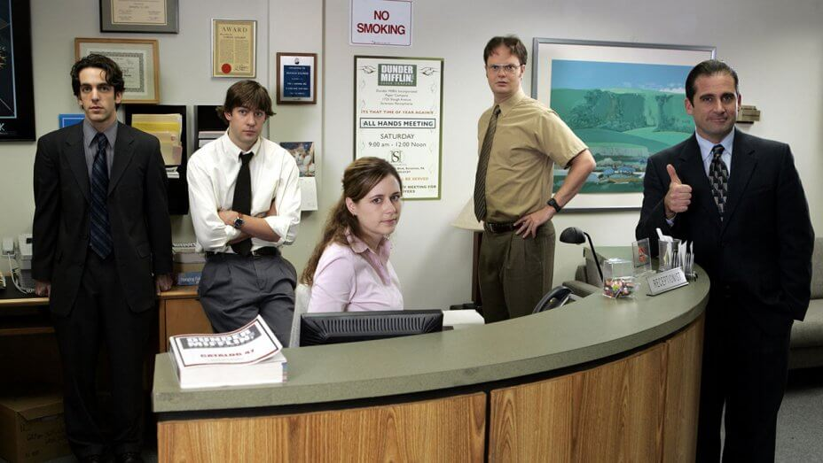 How your company may be like NBC's The Office (and how insurance can help)
