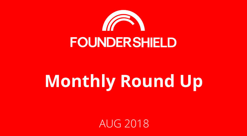 FS Monthly Roundup: August 2018