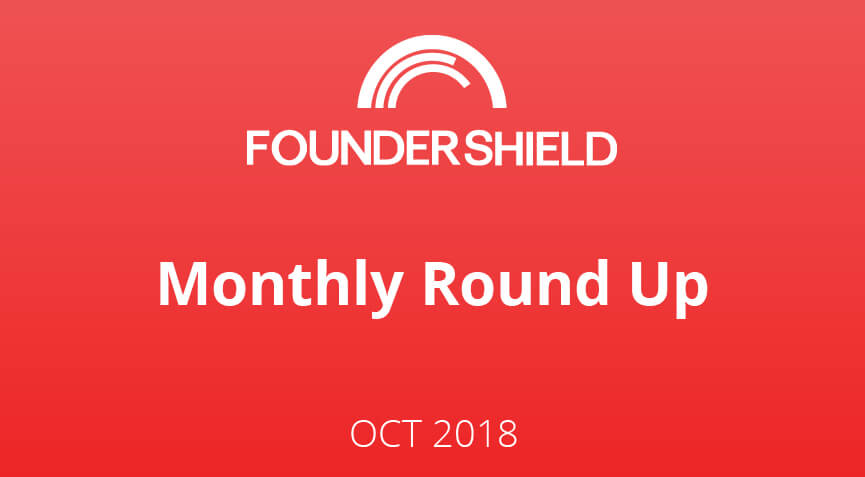 FS Monthly Roundup: October 2018
