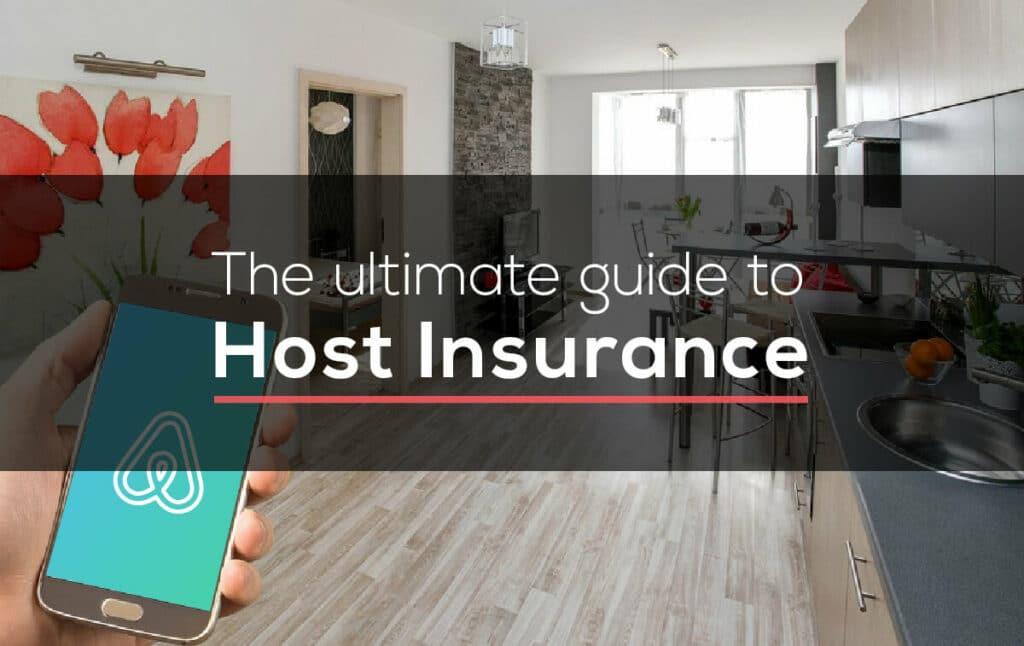 guide to host insurance for homesharing platforms