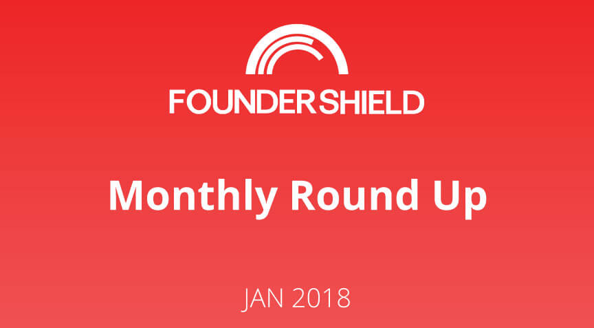 FS Monthly Roundup: January 2019