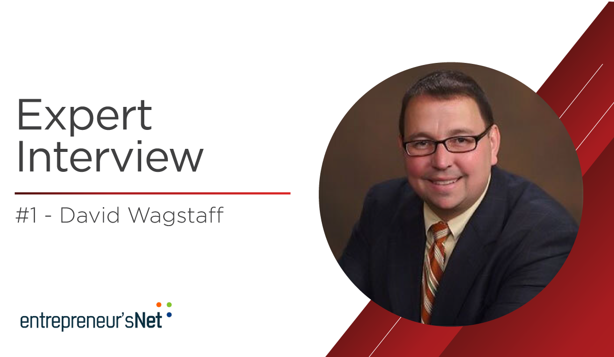 Expert Interview: Accounting & Financing with David Wagstaff @ Eprenz
